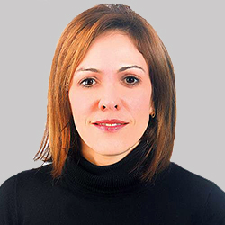 Katia Kyriakou - Clinical Dietitian and Nutritionist - Consultant