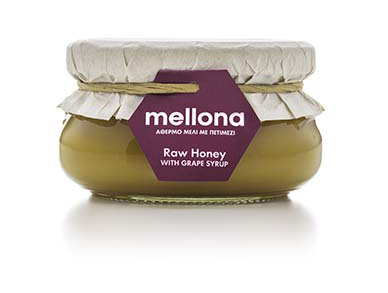 Raw Honey with Grape Must